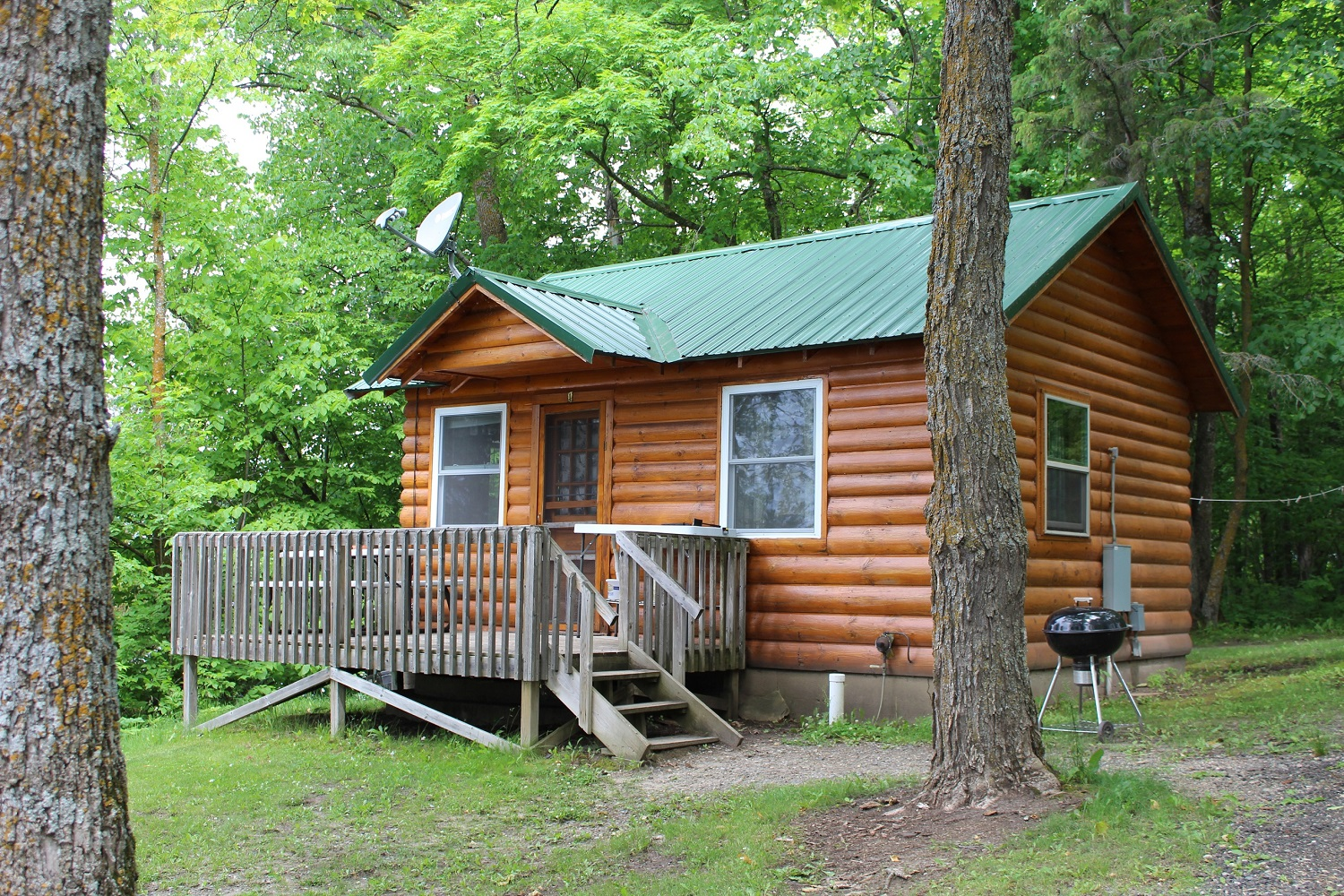 Cabin 1 Ext