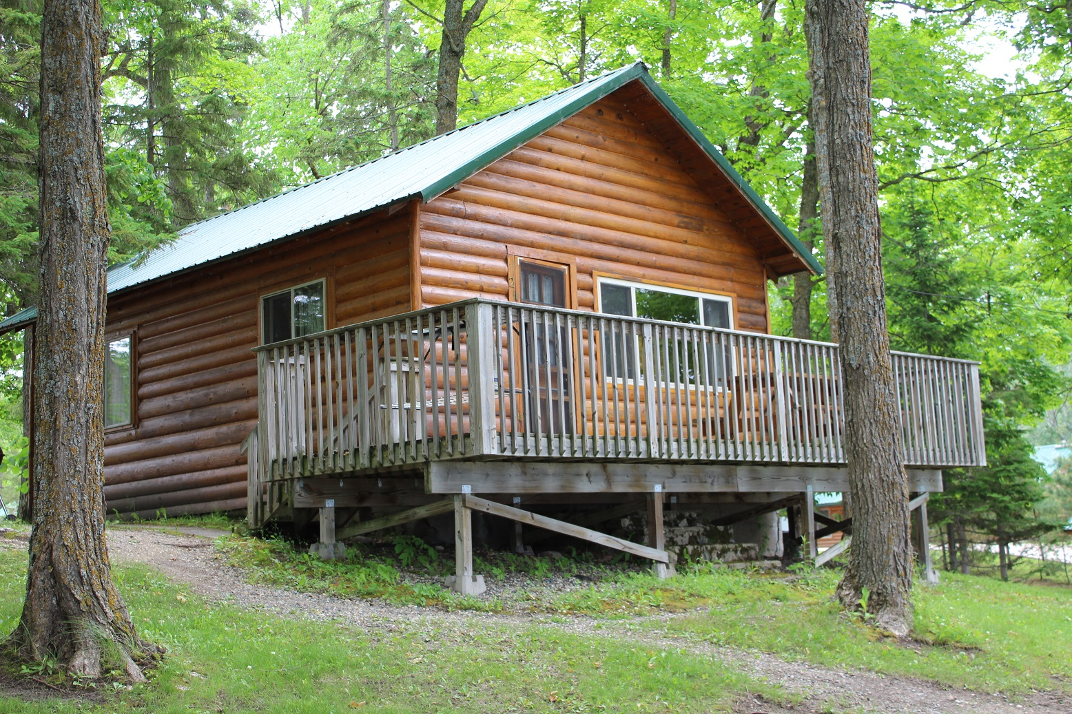 Cabin 2 Ext