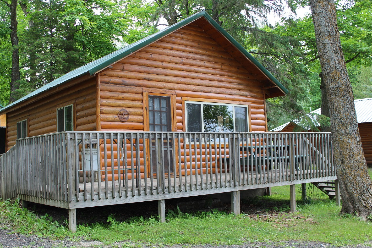 Cabin 3 Ext