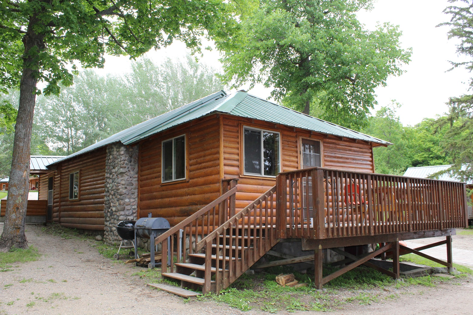 Cabin 4 Ext 2