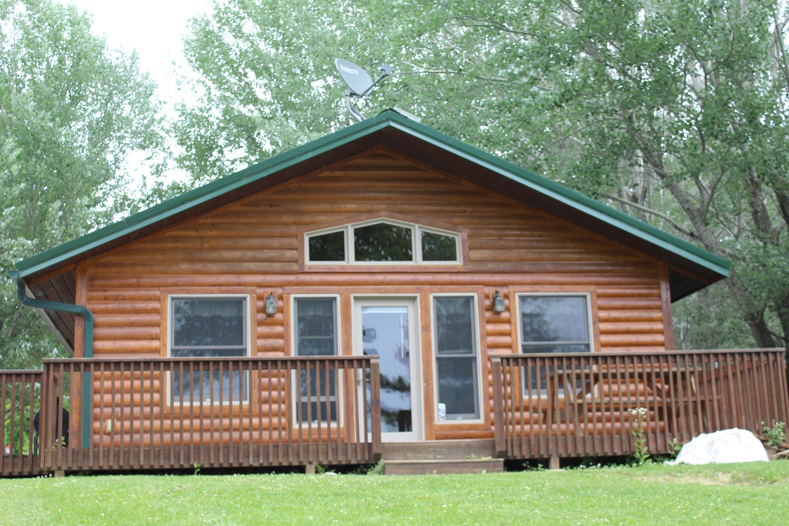 Cabin 5 Ext