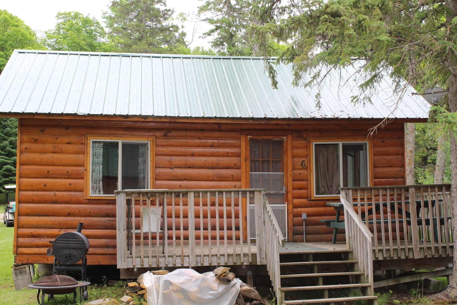 Cabin 6 Ext